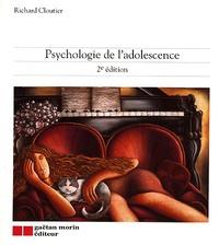 Richard Cloutier - Psychologie de l'adolescence.