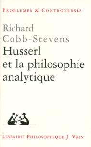 Richard Cobb-Stevens - Husserl et la philosophie analytique.