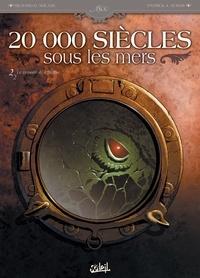Richard D. Nolane et Patrick-A Dumas - 20 000 siècles sous les mers Tome 2 : Le Repaire de Cthulhu.