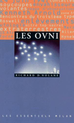 Richard-D Nolane - Les OVNI.