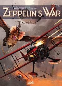 Richard D. Nolane et Félix Ruiz - Zeppelin's War Tome 4 : Les démons du chaos.