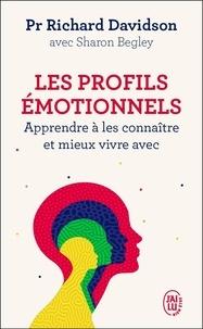 Books téléchargeur gratuitement Les profils émotionnels  - Apprendre à les connaître et mieux vivre avec 9782290214251