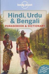 Richard Delacy et Shahara Ahmed - Hindi, Urdu & Bengali - Phrasebook & Dictionary.