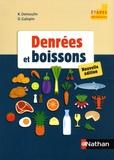 Richard Demoulin et Didier Galopin - Denrées et boissons.
