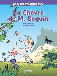 Richard Di Martino - Ma première BD  : La chèvre de M. Seguin.