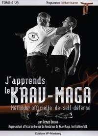 Deedr.fr J'apprends le krav-maga - Tome 4, Programmes ceinture marron Image