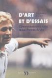 Richard Escot - D'art et d'essais - Conversations avec Jean-Pierre Rives.