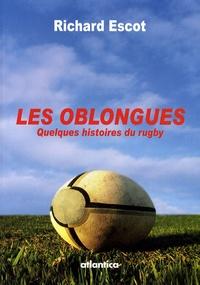 Deedr.fr Les Oblongues - Quelques histoires du rugby Image