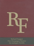 Richard Fauguet - RF - Richard Fauguet.