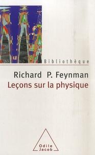 Richard Feynman - Leçons sur la physique.