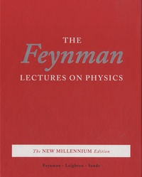 Richard Feynman - The Feynman Lectures on Physics - The New Millennium Edition, 3 volumes.