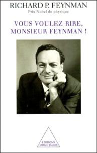 Richard Feynman - .