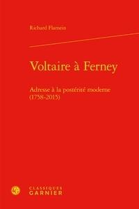 Voltaire à Ferney - Adresse à la postérité moderne (1758-2015).pdf