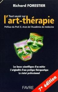 Richard Forestier - Tout savoir sur l'art-thérapie.