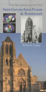 Galabria.be Saint-Gervais-Saint-Protais de Bessancourt - Une église gothique en Val-d'Oise Image