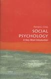 Richard-J Crisp - Social Psychology: A Very Short Introduction.