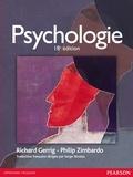 Richard J Gerrig et Philip G Zimbardo - Psychologie.