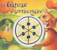 Richard Johnson et Peggy Pâquerette - Le gâteau d'anniversaire.