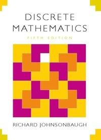 Discrete mathematics. Fifth Edition.pdf