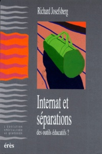 Galabria.be INTERNAT ET SEPARATIONS. Peuvent-ils être des outils éducatifs ? Image