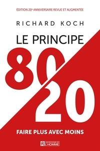 Richard Koch - Principe 80/20.