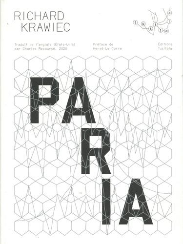 Paria 1e édition