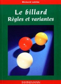 Richard Lablee - .