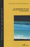 Richard Laganier et Gilles Arnaud-Fassetta - Les géographies de l'eau - Processus, dynamique et gestion de l'hydrosystème.