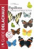 Richard Lewington et Tom Tolman - Papillons d'Europe et d'Afrique du nord.