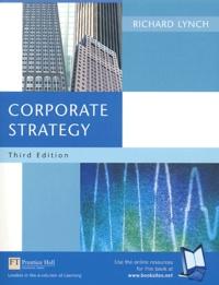Richard Lynch - Corporate strategy.