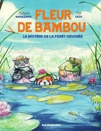 Richard Marazano et Cat Zaza - Fleur de Bamboo - Le mystère de la forêt dévorée.