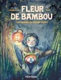 Richard Marazano et Cat Zaza - Fleur de bambou Tome 1 : Les larmes du grand esprit.