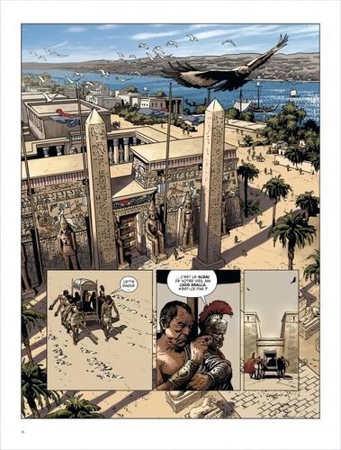 L'expédition Tome 1 Le lion de Nubie