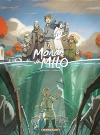 Richard Marazano et Christophe Ferreira - Le monde de Milo Tome 3 : La reine noire - 1/2.