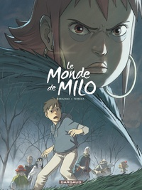 Richard Marazano et Christophe Ferreira - Le monde de Milo Tome 4 : La reine noire - 2/2.
