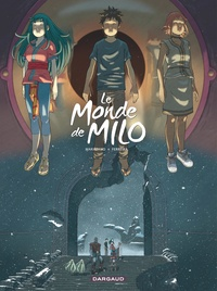 Richard Marazano et Christophe Ferreira - Le monde de Milo Tome 8 : .