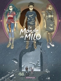 Richard Marazano et Christophe Ferreira - Le Monde de Milo  - Tome 8.