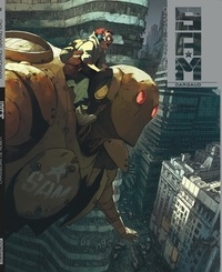 Richard Marazano et Xiao Shang - S.A.M. Tome 2 : Chasseurs de robot.