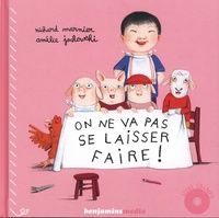 Richard Marnier et Amélie Jackowski - On ne va pas se laisser faire ! - 2 volumes. 1 CD audio MP3