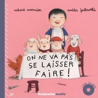 Richard Marnier et Amélie Jackowski - On ne va pas se laisser faire !. 1 CD audio MP3
