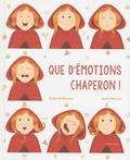 Richard Marnier et Aude Maurel - Que d'émotions Chaperon !.