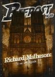 Richard Matheson et Laurent Genefort - Bifrost n° 86 - Spécial Richard Matheson.