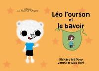 Histoiresdenlire.be Léo l'ourson et le bavoir Image