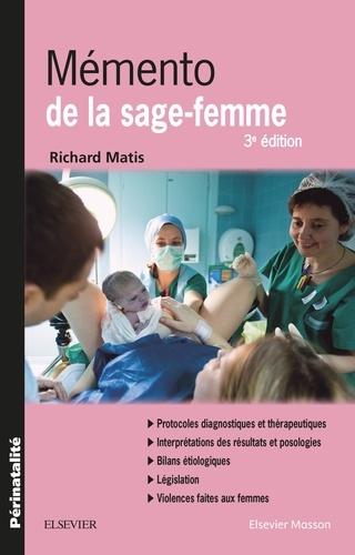 Richard Matis - Mémento de la sage-femme.