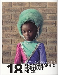 Richard McClure - Taylor wessing photographic portrait prize 2018.