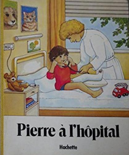 Richard Meier et Waltraut Schmidt - Pierre à l'hôpital.