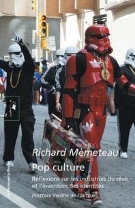 Histoiresdenlire.be Pop culture - Réflexions sur les industries du rêve et l'invention des identités Image