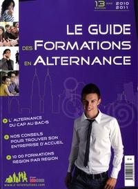 Richard Michel - Le guide des formations en alternance 2010-2011.