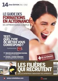 Richard Michel - Le guide des formations en alternance 2011-2012.