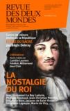 Richard Millet et Frédéric Mitterand - Revue des Deux Mondes octobre 2016 - La nostalgie du roi.